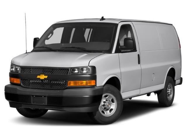 2019 Chevrolet Express Cargo Van Work Van Cargo Grand Blanc MI | Flushing  Linden Flint Michigan 1GCWGAFG9K1143140