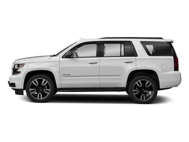 2018 Chevrolet Tahoe Premier 1lz Grand Blanc Mi Flushing