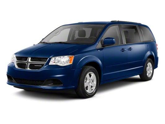 2012 Dodge Grand Caravan SE AVP W Sto N Go Seating