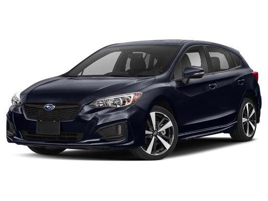 Al Serra Subaru >> 2019 Subaru Impreza 2 0i Sport