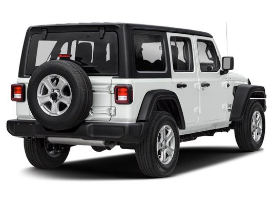 2020 JEEP WRANGLER UNLIMITED SPORT Sport S