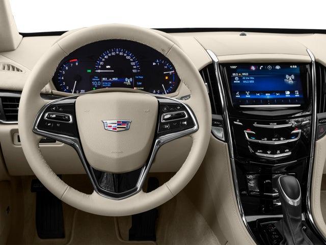 2016 Cadillac Ats Sedan 2 0l Turbo Luxury W Cold Weather Pkg In Grand Blanc