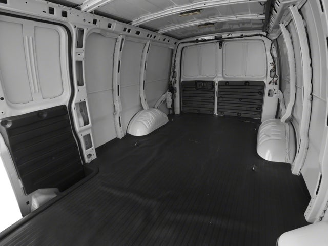 2018 Gmc Savana Cargo Van Work Van Grand Blanc Mi Flushing Linden