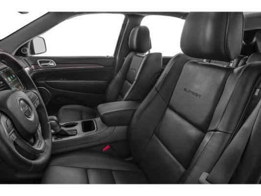 2019 Jeep Grand Cherokee Summit w/Panoramic Sunroof Jeep Cherokee Wire Harness Seat on