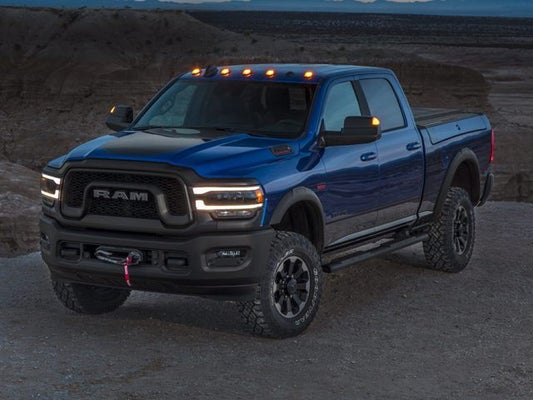 Black Ram 2500 >> 2019 Ram 2500 Big Horn