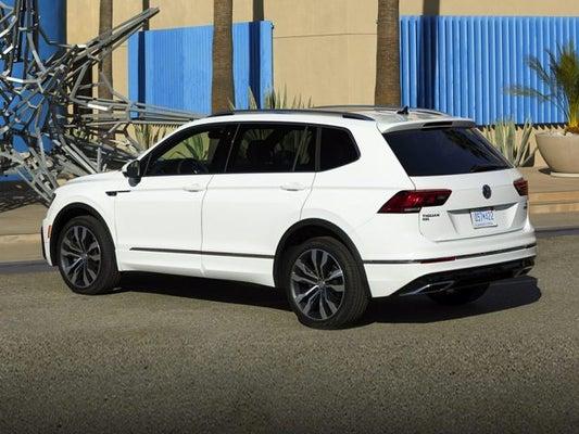 2021 Volkswagen Tiguan 2.0T SEL Premium R-Line 4Motion ...