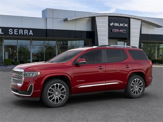 2020 Gmc Acadia Denali Retired Demo Grand Blanc Mi Flushing