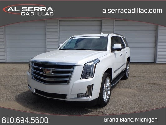 2019 Cadillac Escalade Luxury in Grand Blanc, MI - Al Serra Auto Plaza